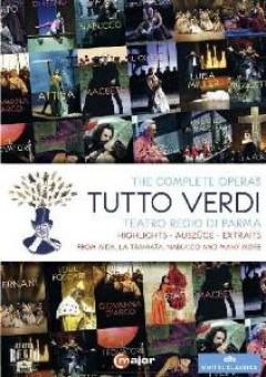 Verdi, G. - Tutto Verdi  Hl