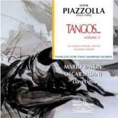 Piazzolla, Astor - Tangos Vol.2