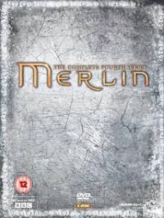 Tv Series - Merlin: Complete 4 Th..