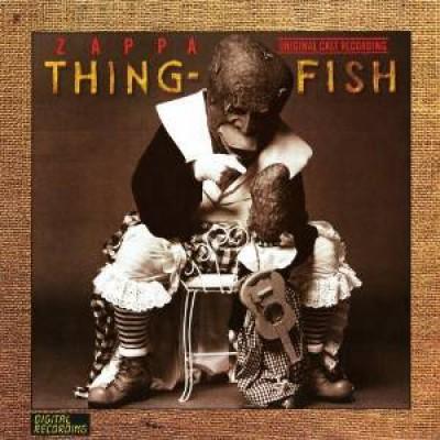 Zappa, Frank - Thing Fish