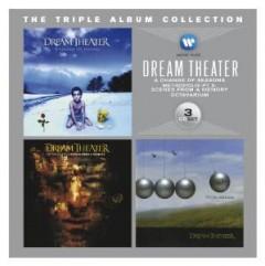 Dream Theater - Triple Album Collection