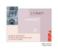 Bach, J.S. - Orgelwerke  Sacd