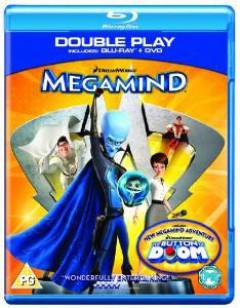 Animation - Megamind