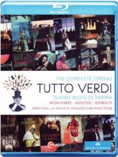 Verdi, G. - Tutto Verdi Complete Oper