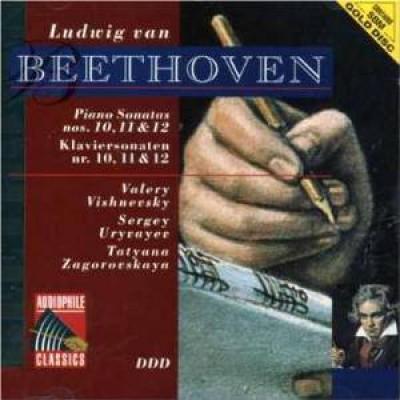 Beethoven, L. Van - Piano Sonata No.10 In G