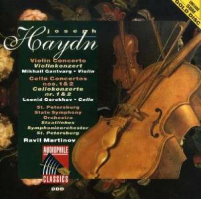 Haydn, J. - Violin Concerto In C