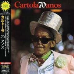 Cartola - 70 Anos  Jap Card