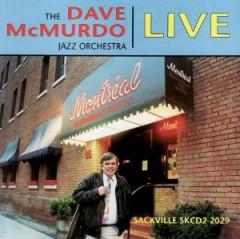 Mcmurdo, Dave  Jazz Orche - Live