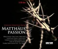 Bach, J.S. - Matthaeuspassion..  Digi