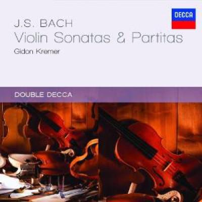 Bach, J.S. - Sonatas & Partitas For So