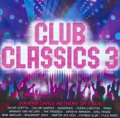 VARIOUS ARTISTS - Club Classics, Vol. 3 [EMI]
