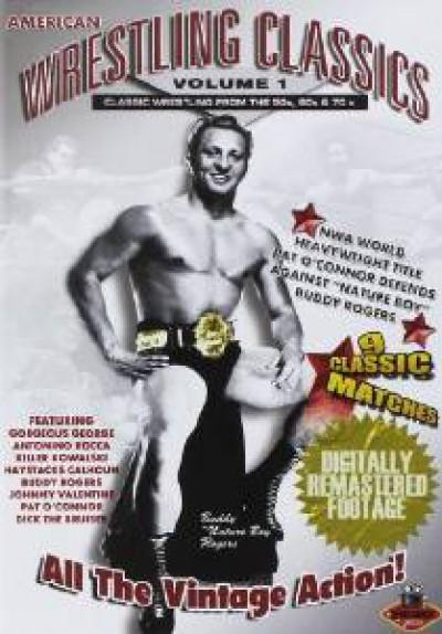 Documentary - American Wrestling..Vol1