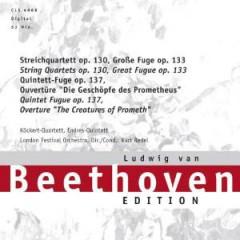 Beethoven, L. Van - Streichquartett Op.130