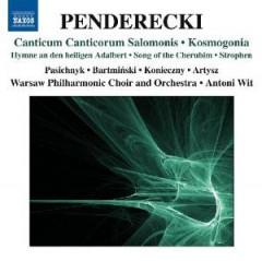 Penderecki - Canticum Canticorum Salom