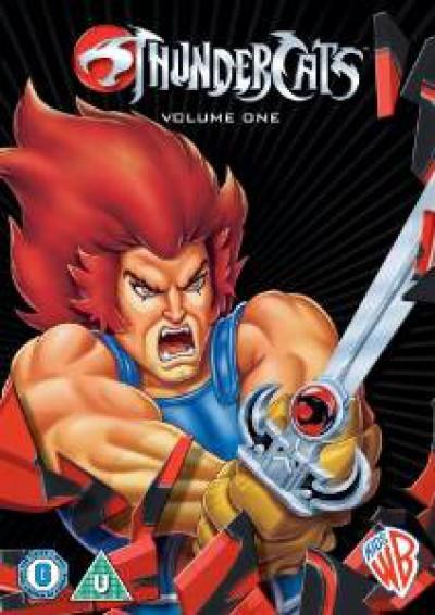 Animation - Thundercats Vol.1
