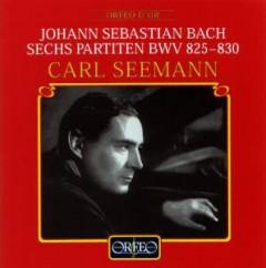 Bach, J.S. - Six Partitas Bwv825 830