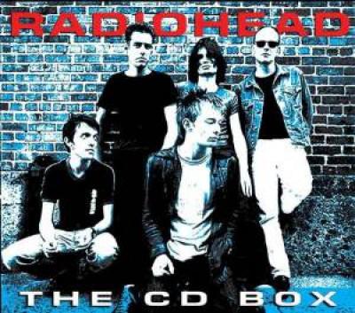 Radiohead - Cd Box