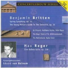 Britten, B. - Spring Symph...