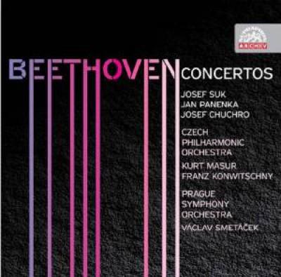 Beethoven, L. Van - Concertos