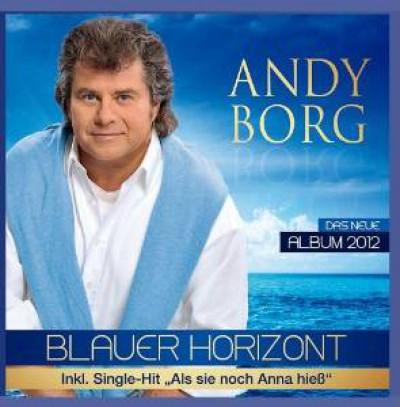 Borg, Andy - Blauer Horizont