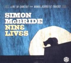 Mcbride, Simon - Nine Lives
