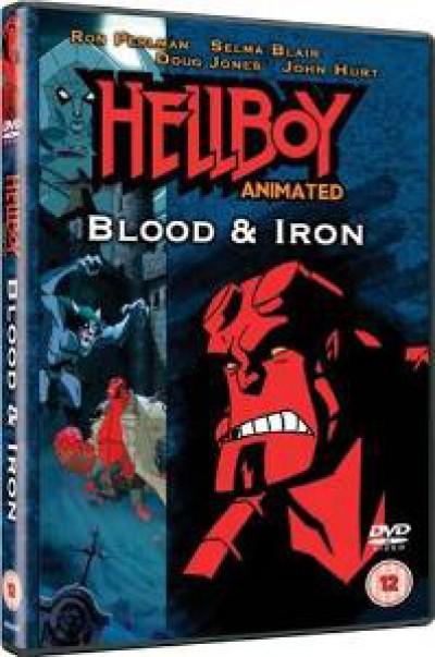Animation - Hellboy Blood & Iron