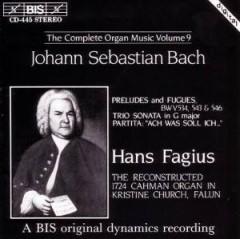 Bach, J.S. - Complete Organ Music