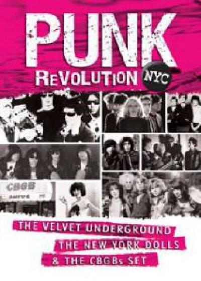 Documentary - Punk Revolution Nyc