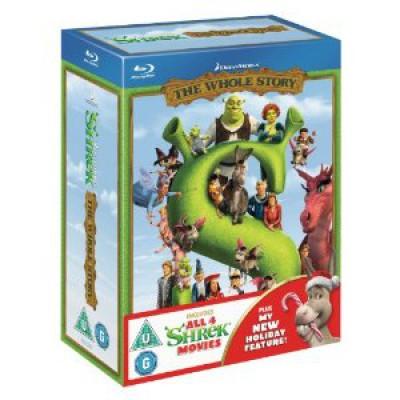 Animation - Shrek Quadrilogy