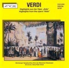 Verdi, G. - Aida  Highlights