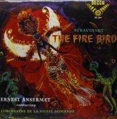 Stravinsky, I. - Firebird  180 Gr.