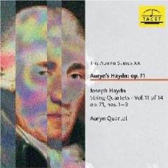 Haydn, J. - String Quartets Op.71 No.