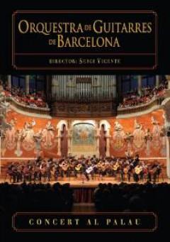 Orquesta De Guitarras De - Concert Al Palau