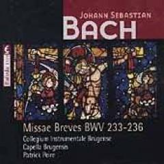 Bach, J.S. - Missae Breves Bwv233 236