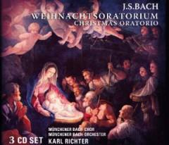 Bach, J.S. - Weihnachtsoratorium