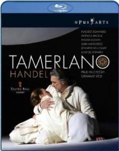 Handel, G.F. - Tamerlano