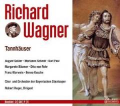 Wagner, R. - Tannhaeuser  Cr   Digi