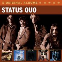 Status Quo - 5 Original Albums