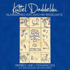 Luisterboek - Kuttel Daddeldu..