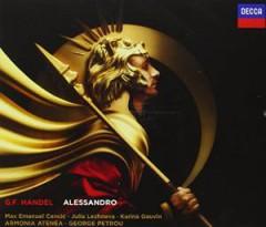 Handel, G.F. - Allesandro