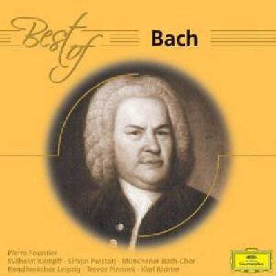 Bach, J.S. - Best Of Bach