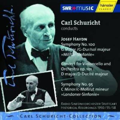 Haydn, J. - Carl Schuricht Edition 10