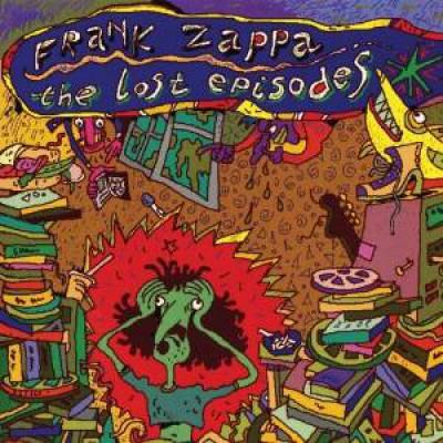 Zappa, Frank - Lost Episodes
