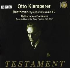 Beethoven, L. Van - Symphonies Nos.2 & 7