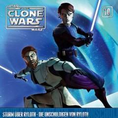 Audiobook - Clone Wars 10