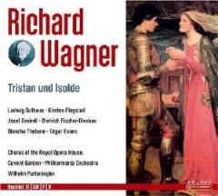 Wagner, R. - Tristan & Isolde..  Digi