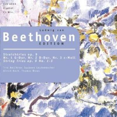 Beethoven, L. Van - String Trios Op.9 No.1 3
