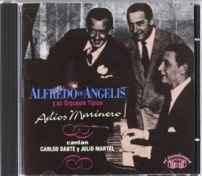 Angelis, Alfredo De - Adios Marinero
