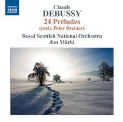 Debussy, C. - 24 Preludes