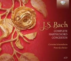 Bach, J.S. - Complete Harpsichord Conc
